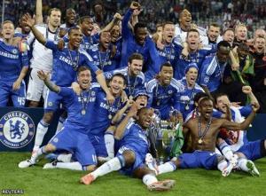 Chelsea, campeón de FA cup y Champions League