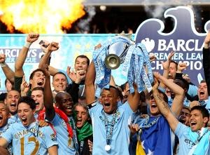 Manchester City, campeón de Premier y Supercopa